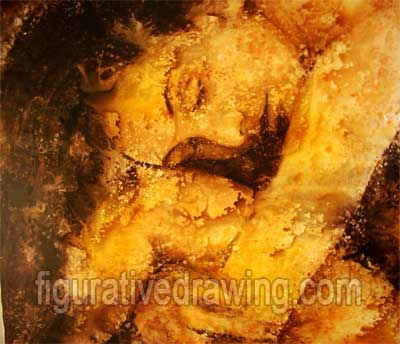 Figurative Paintings-Ansari