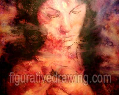 Figurative Paintings-Ansari-1