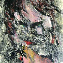 Abstract Figurative Paintings-Hamid Dowlati-1